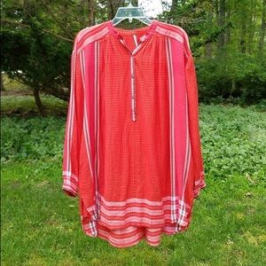 Free People Shimmer Tunic XS